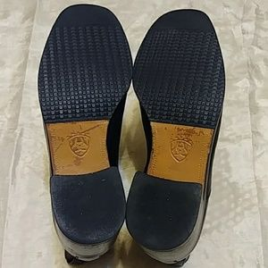 Ariat Shoes - Ariat Top Grain Leather Bootie